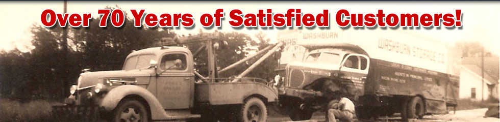 Satisfied Customers for over 70 Years